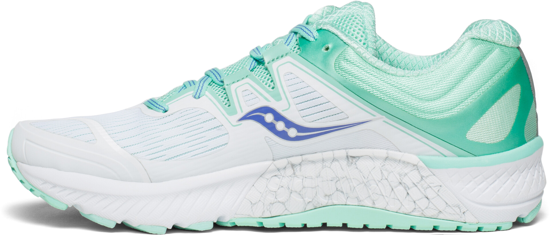 saucony ride 7 mujer blanco